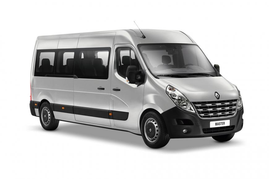 Minibus 15 pax